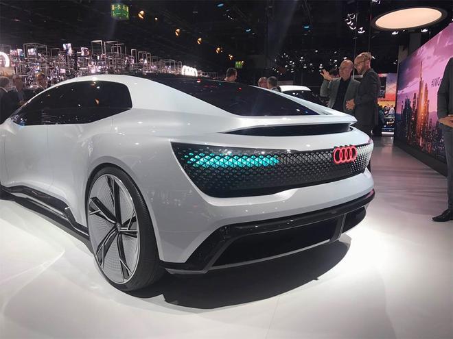 hello未来 2017法兰克福车展新车盘点