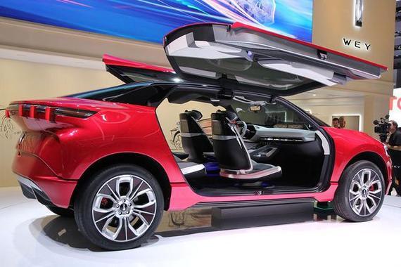 法兰克福车展5款最成功车型出炉 这款车最值得看