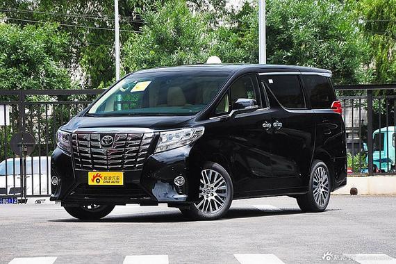 丰田2018款埃尔法上市 售80.90-86.40万