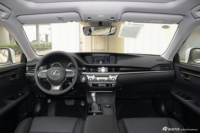 售38.8万起 雷克萨斯ES三款新车型上市