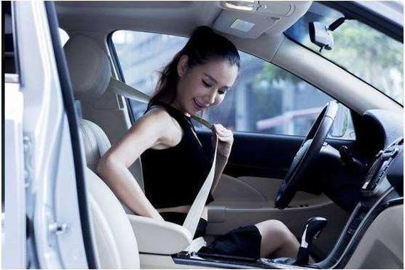 你真的会用汽车<em>安全带</em>吗?