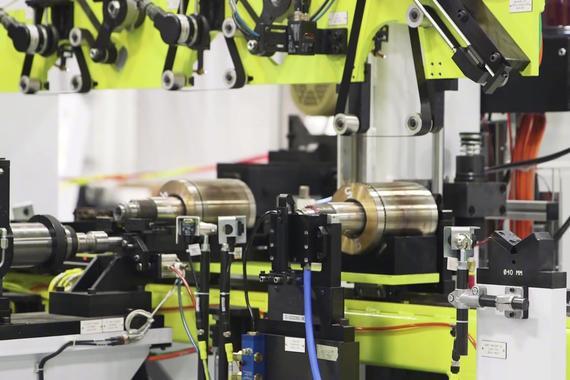 视频:特斯拉电动马达的生产组装过程,是如何制造的