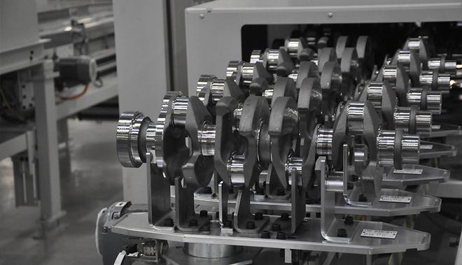 智能科技当先 奇瑞捷豹路虎工厂探访