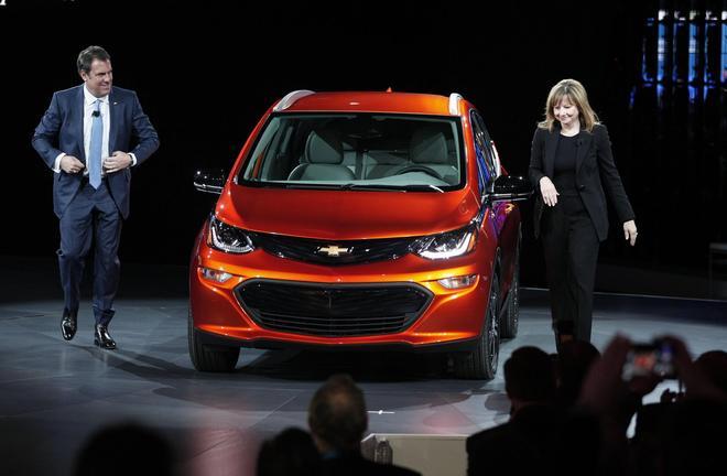 通用计划在2023年前推出至少20款全电动汽车