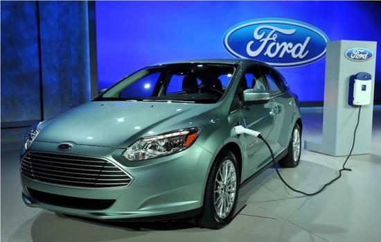 福特计划削减140亿美元成本 开发电动和混合动力车