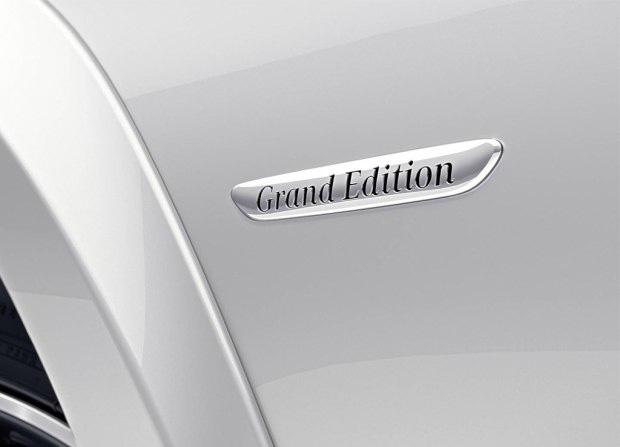 细节设计提升 奔驰GLS最新特别版官图