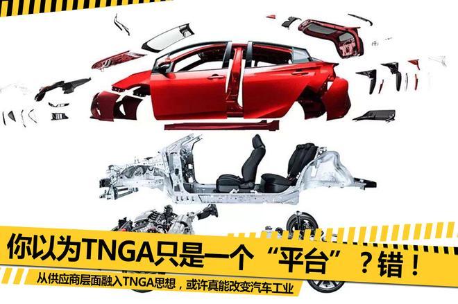 第三次汽车工业变革? TNGA思想解读