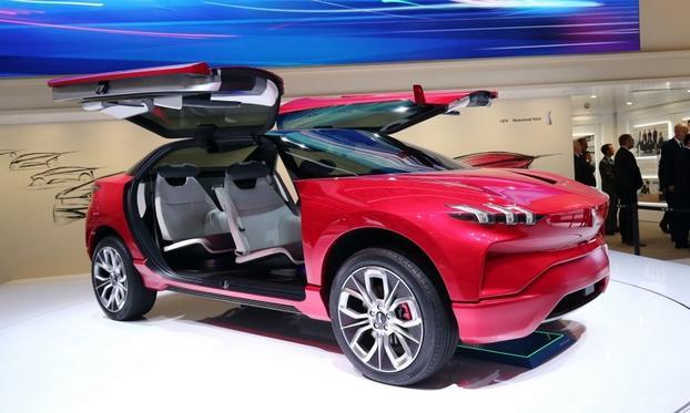 """抢占欧洲市场的中国汽车品牌:""""我们现在不同了"""""""