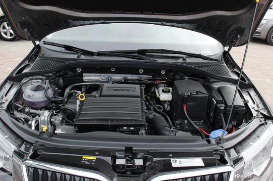 斯柯达明锐/明锐旅行车增1.6L自动车型 13.69/14.19万起
