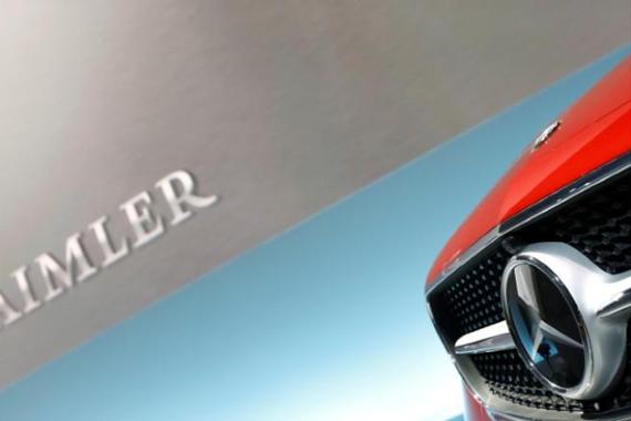 戴姆勒投1亿欧元进行架构重组 拆分集团业务