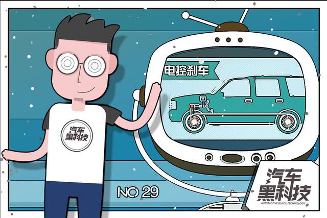 黑科技|电控刹车能避免错踩刹车吗?