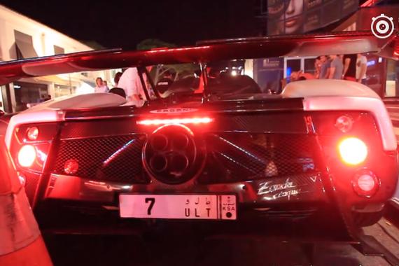 视频:十大超跑启动声音,太暴力了!