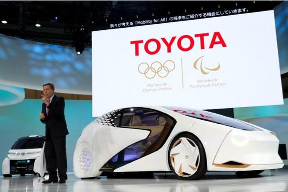 丰田:开发纯电动车 不放弃氢燃料车
