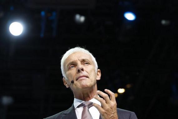 大众戴姆勒否认德国车企之间进行价格垄断