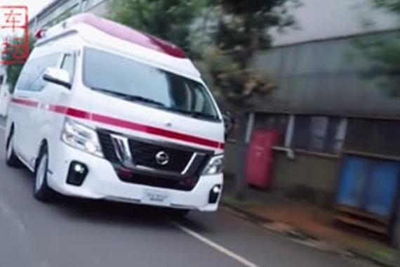 视频:未来的救护车也能这么帅气!