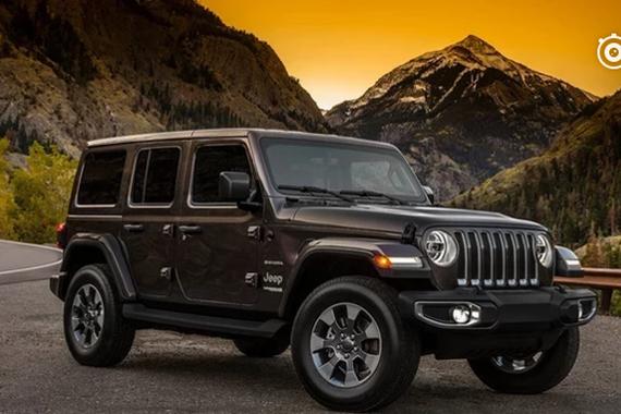 延续经典!全新一代Jeep牧马人