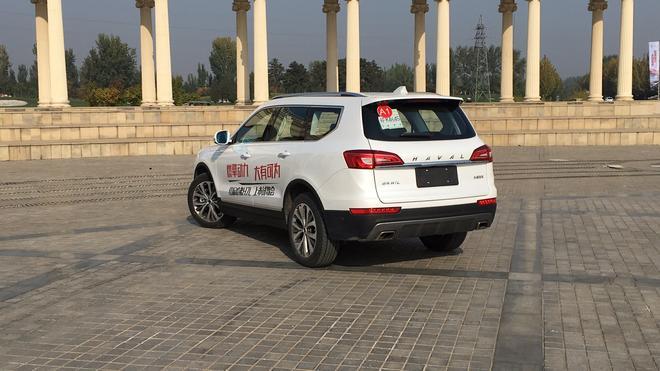 哈弗H7L红标版车型上市 售价17.00-18.00万