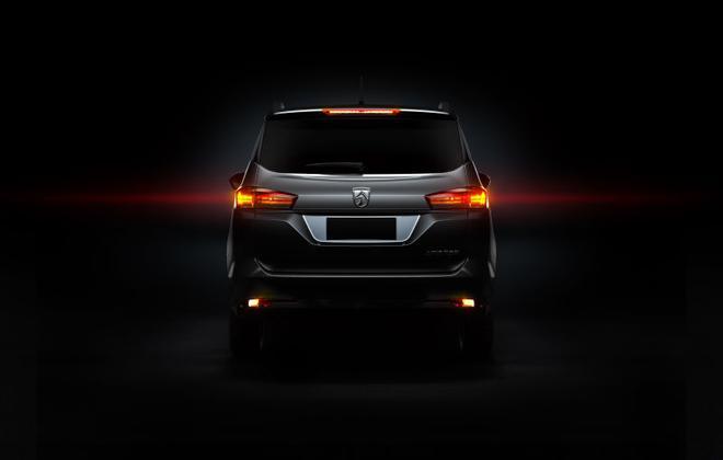 宝骏全新车型曝光 预计明年上市
