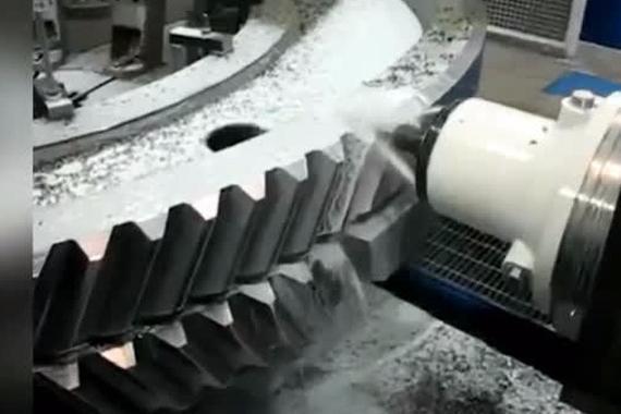视频:汽车<em>齿轮</em>是什么机器加工出来的?看完就明白了