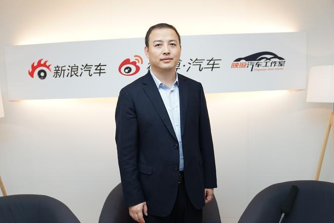 江淮乘用车营销公司副总经理 、商务车营销公司总经理 冯有成