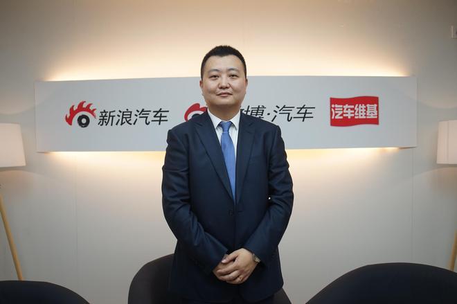 吉利汽车销售公司总经理助理、市场一部总监范峻毅