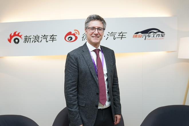 长安福特汽车有限公司市场销售服务副总裁 胡棣锋