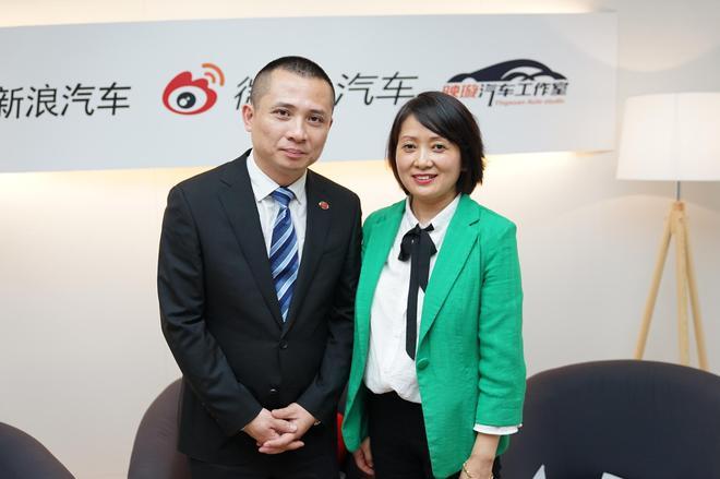 潘欣欣:陆风以中国SUV开创者的姿态面向市场