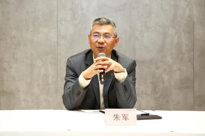 上汽乘用车公司技术中心副主任、上汽捷能公司总经理朱军