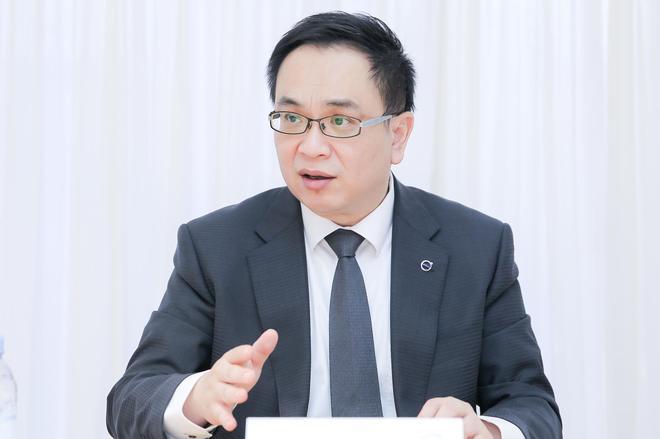 沃尔沃汽车大中华区销售公司总裁 陈立哲
