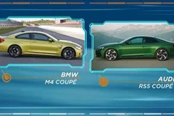 德系双雄对垒BMW vs Audi
