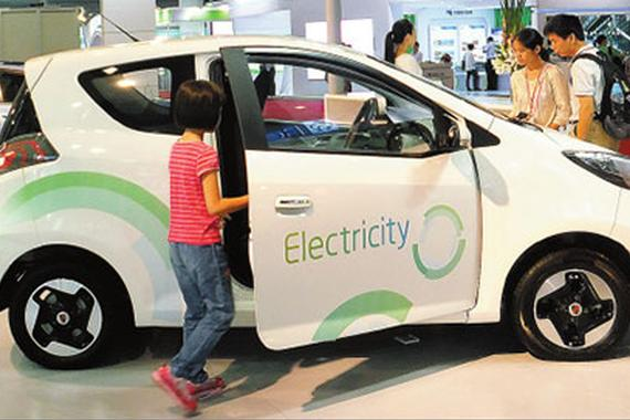 中国新能源汽车指数解读:布局非限购城市