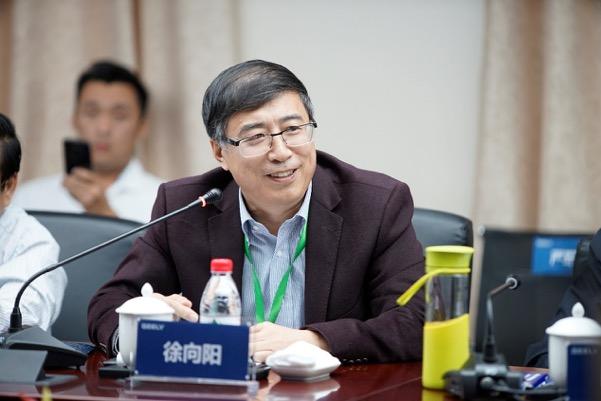 北京航空航天大学交通科学与工程学院教授、国家乘用车自动变速器工程技术研究中心常务副主任 徐向阳