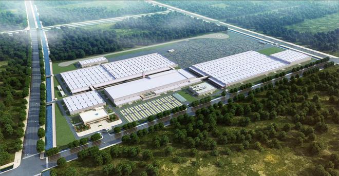 光束汽车工厂开始打桩施工 长城宝马合作更进一步