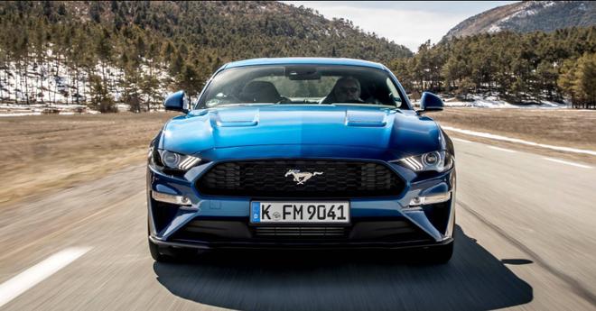 福特Mustang新增车型上市 售价38.56-39.58万元