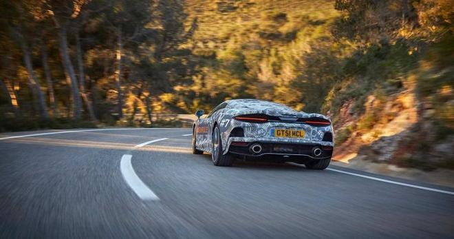 或于4月30日发布 迈凯伦全新GT跑车谍照