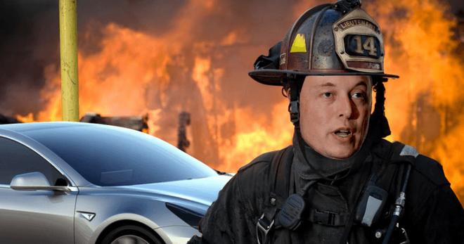 """曝特斯拉工厂多次着火根源:""""油漆车间""""不合规造成空气严重污染"""