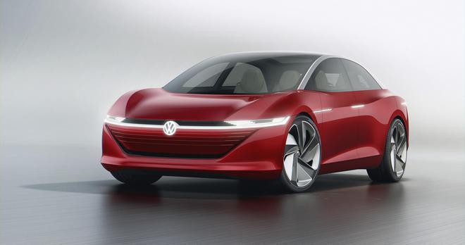 大众押注中国欧洲电动车市场 预计2025年销量超100万