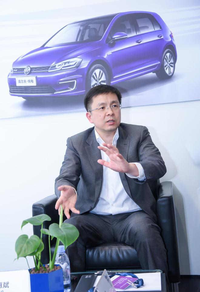 一汽-大众销售有限责任公司执行副总经理 孙惠斌