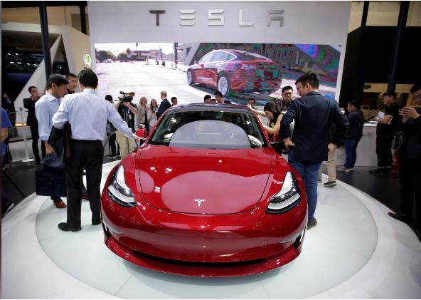 特斯拉在华降低Model 3起售价格