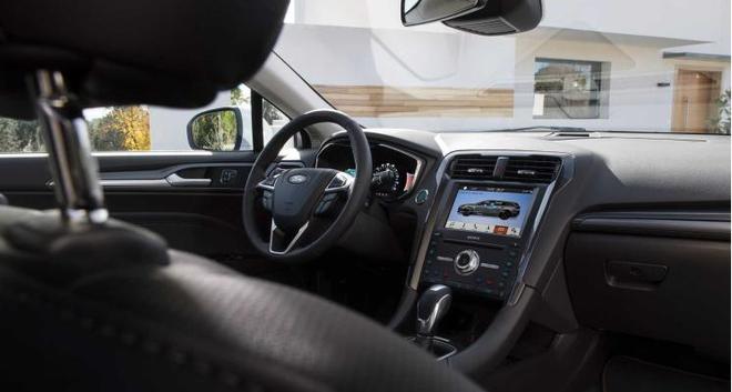 蒙迪欧旅行版车型官图发布 外观更具青春气息
