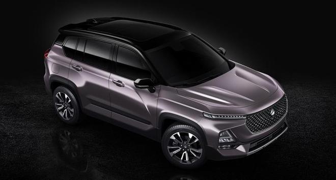 宝骏汽车正式发布了全新标识 将搭载高端系列产品