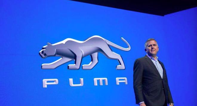 定位高于翼搏 福特预展小型SUV——PUMA
