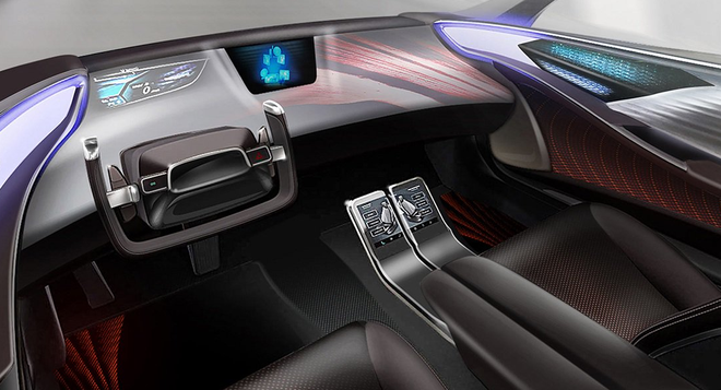 丰田两款概念舱将亮相2019 CES展 配L4级自动驾驶