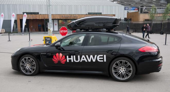 外媒: 华为正与全球车企合作 最早2021年推出自动驾驶汽车