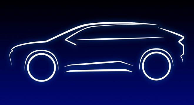 基于e-TNGA架构 丰田将推全新电动SUV