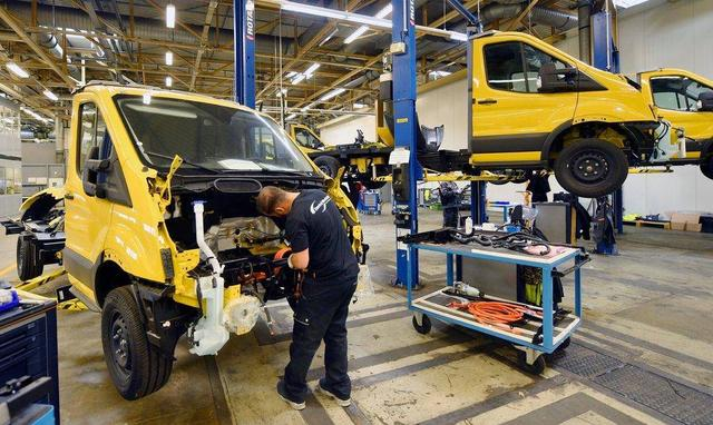北汽福田考虑收购福特巴西工厂