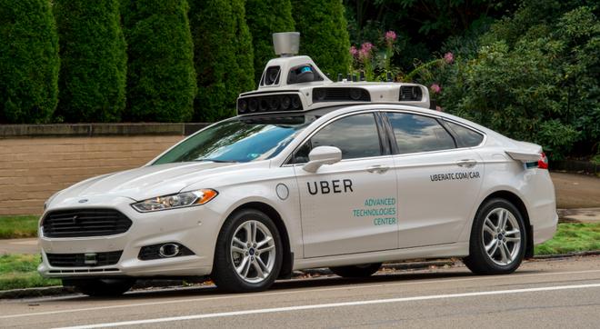 传丰田向Uber豪投5亿美元 合作开发自动驾驶