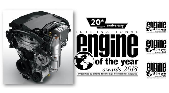 """这台三缸机竟然是""""年度最佳发动机""""?"""