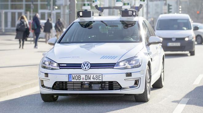 大众设立自动驾驶独立部门 2021