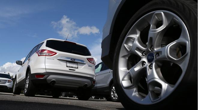 福特北美召回55万辆车Fusion 和Escape